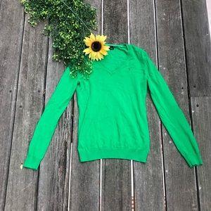 Tommy Hilfiger Pima cotton sweater 🍀
